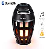 Loreen Led flame speaker, Torch atmosphere Bluetooth speakers,...