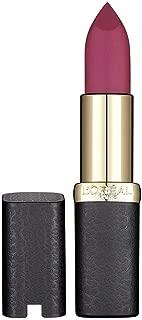L'Oreal Paris Color Riche Matte Addiction Lipstick - 0.17 oz., Plum Tuxedo
