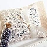 Organic Lavender Sachet, Closet Freshener, Happy Mother's Day, Lingerie Drawer Fragrance, Housewarming Gift, Caregiver Gift - Blush Hearts