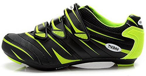 Tiebao Road Cycling Shoes Lock Pedal Bike
