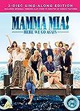 Mamma Mia! Here We Go Again [DVD] [2018]