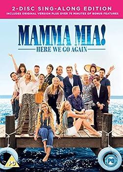 Mamma Mia! Here We Go Again  DVD + Digital Download  [2018]