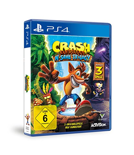 Crash Bandicoot N.Sane Trilogy – [PlayStation 4] - 3