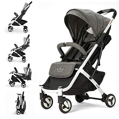 Portable Baby Pram Stroller Pushchair Buggy Organizer Bag for Allis Lightweight