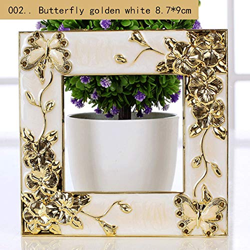 CLOUD Autocollants Muraux De Commutateur Acrylique/Prise De Commutateur De Lumière De Prise Décoration De Maison Minimaliste Moderne Butterfly 8.7 * 9cm-002
