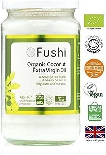 Fushi Organic Extra Virgin Coconut Oil - 480ml (16.23fl oz)
