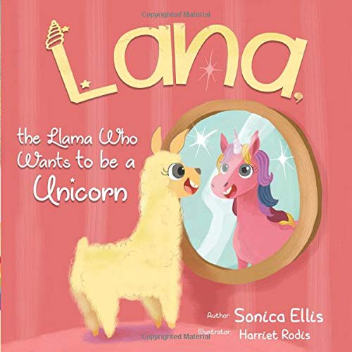 Lana The Llama Who Wants To Be A Unicorn