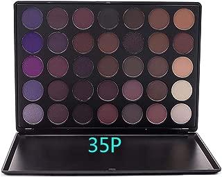 35 Color Eyeshadow Palette Shimmer Matte Makeup Pallete 35A 35B 35C 35D 35E 35F 35K 35N 35P 35T 35W Smoky Balm Makeup Set