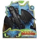 Dragons Dragon Articulado Deluxe Toothless, Multicolor (Bizak 61926548)