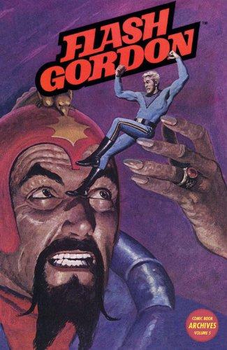 Flash Gordon Comic Book Archives Volume 5