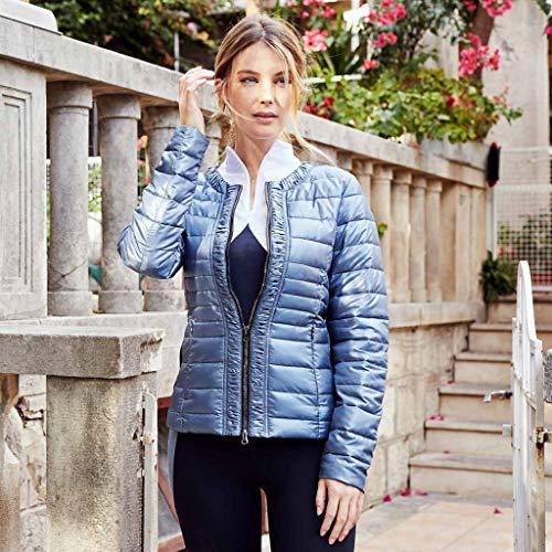 Kingsland Damen Jacke Marion Größe XS, Farbe Blue Flint Stone
