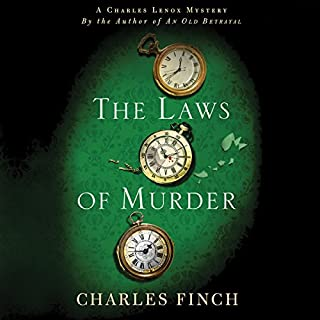 The Laws of Murder audiobook cover art