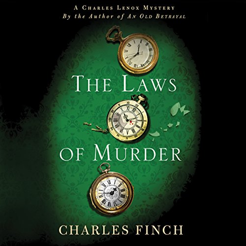 The Laws of Murder Titelbild