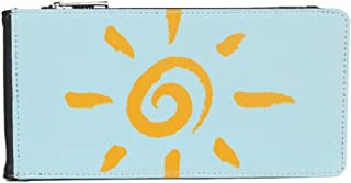 DIYthinker Women's Wallet Card Purse One_Size Multicolor