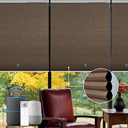 insulated cellular shades - 9