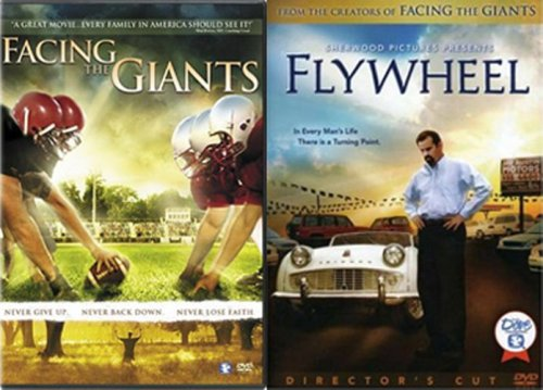Choice Facing Outlet SALE the Giants Flywheel Two-Pack Director's Cut