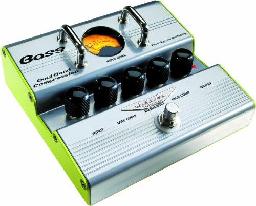 Ashdown Dual Band Comp    Pedal bajo eléctrico