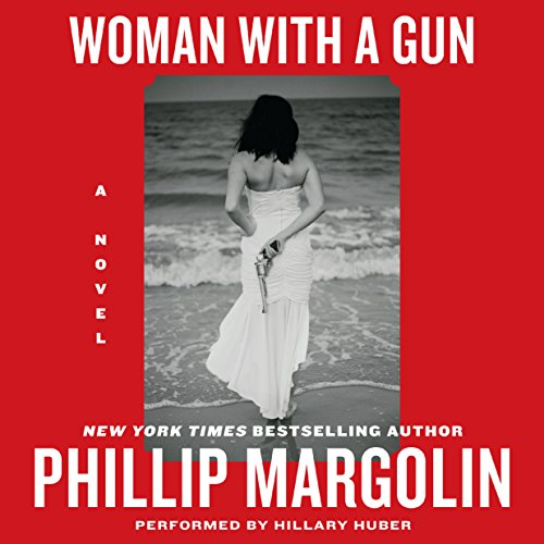 Woman with a Gun: A Novel audiobook cover art