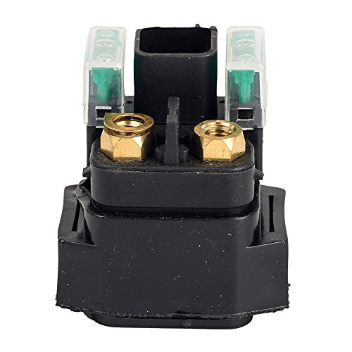 HIFROM Replace Starter Relay Solenoid for Yamaha Rhino YXR660 YXR 660 ATV Quad 2007 2008 2009 New