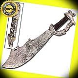 Kid Safe Fantasy Arabian Night Foam Sinbad Scimitar Cosplay LARP Halloween Sword perfect for cosplay outdoor camping
