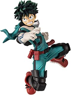 Banpresto 38914/ 10197 My Hero Academia The Amazing Heroes Vol. 1 Izuku Midoriya Figure