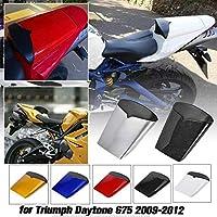 AHOLAA オートバイ後部座席カウル リアシートカバー Triumph Daytona 675モデル対応 2006 2007 2008 2009 2010 2011 2012 Daytona 675用フェアリング カバー カウル (ゴールド)