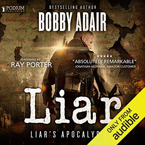 Couverture de The Liar