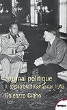 Journal politique, Tome 2 - Septembre 1939-février 1943 (TEMPUS) - Format Kindle - 9782262051433 - 11,99 €