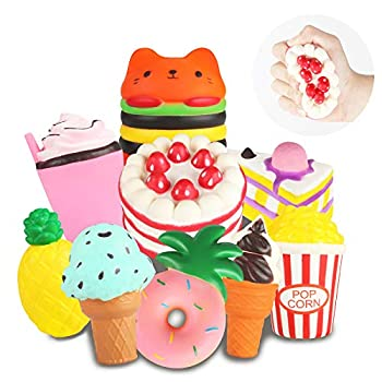 Best slow rising squishies Reviews