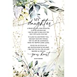 25 Best Daughter Plaques