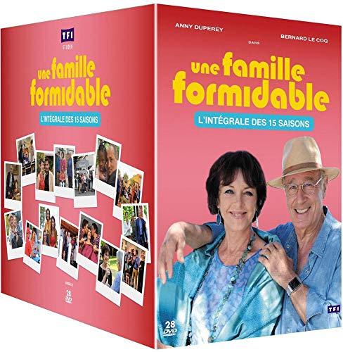 Une famille formidable - L'intégrale des 15 saisons [Francia] [DVD]