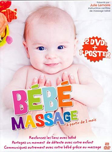 Bébé Massage-Coffret Double DVD