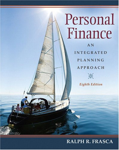 Personal Finance: An Integrated Planning Approach (8th...