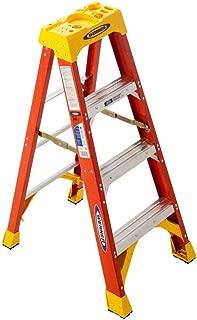 Best werner 4 fiberglass step ladder Reviews