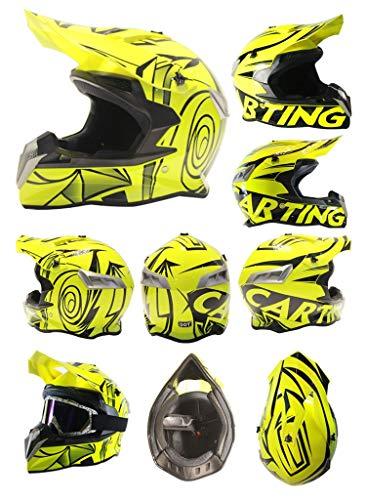 Motorhelm voor vier jaargetijden, Red Bull, terreinfiets, mountainbike-helm, complete helm, neerslag, terreinhelm