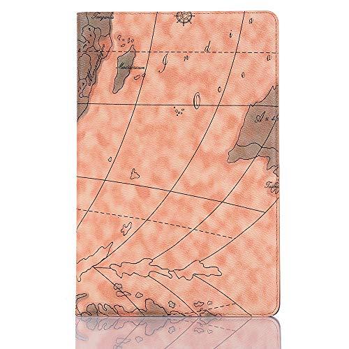 Lobwerk Funda para tablet Samsung Galaxy Tab S6 Lite SM-P610 P615 de 10,4 pulgadas, funda fina con función atril