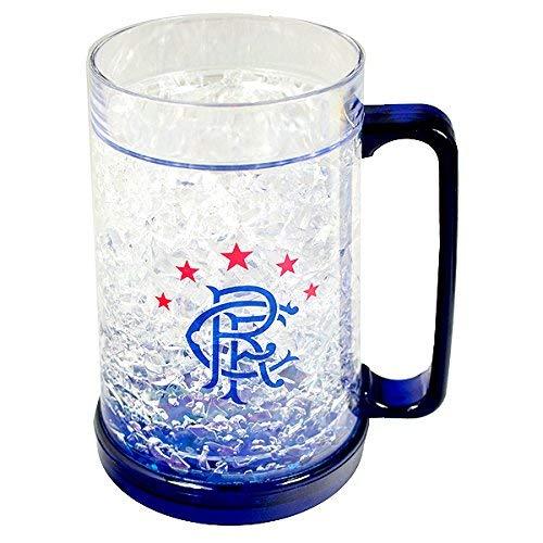 Official Glasgow Rangers F C Freezer Tankard