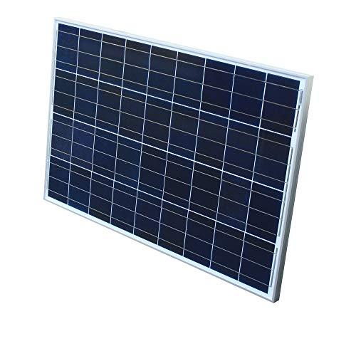 Solarmodul 100Watt 12Volt Solarpanel Polykristallin