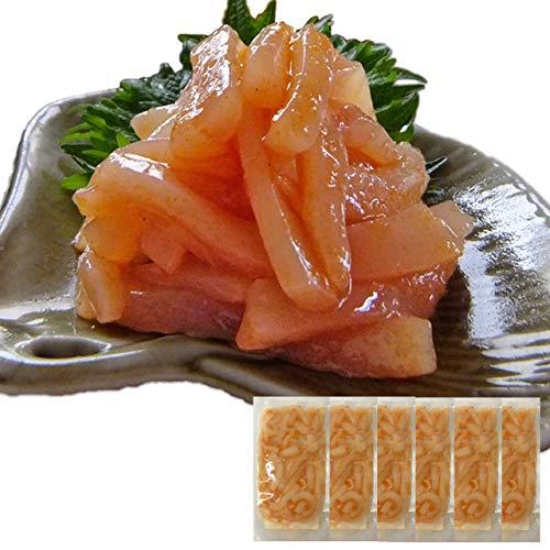 お中元 ギフト イカの明太和え60g×6袋 *14時までのご注文 ヤマキ食品 イカ屋荘三郎