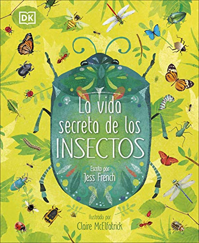 La vida secreta de los insectos (Infantil)