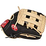 Rawlings Heart of The Hide - R2G, Black/Camel, 12.25 inch, Pro H Web, Right Hand Throw