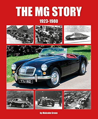 The Mg Story: 1923 - 1980