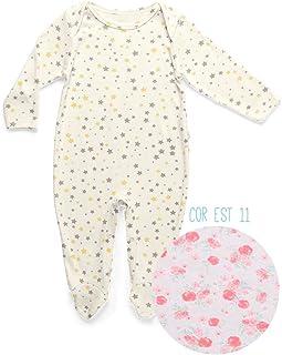 Macacão Longo Estampas Diversas, Hug, 03/Cor 107/23 Est 13681/2 Xadrez Rosa Baby Bear Cores e Tons, RN