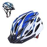 Athyior Casque Vélo Femme Homme 52-61cm Cyclisme Casque Bike Helmet Ajustable pour Bicyclette Skateboard Roller Sport Casque de sécurité