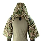 Best Ghillie Suits - ROCOTACTICAL Sniper Ghillie Suit Foundation, Ripstop, Ghillie Viper Review
