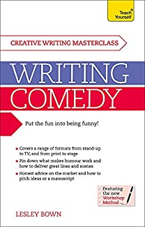 Lesley Bown - Creative Writing Masterclass: Writing Comedy
