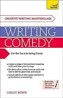 Lesley Bown - Creative Writing Masterclass: Writing Comedy