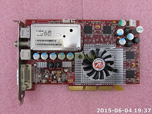 ATI AIW All-In-Wonder 9800 PRO 128MB DVI/TV Tuner/Out/Input AGP 8X Video Card