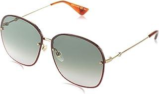 غوتشي نظارة شمسية للجنسين GG0158S 004 , 4/, 54
