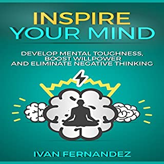 Inspire Your Mind audiobook cover art
